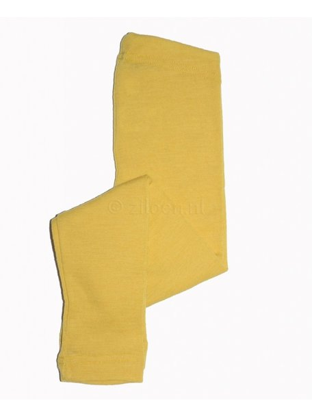 Engel Natur Leggings Wool - Yellow
