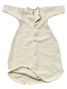 Engel Natur Newborn Sleeping Bag Terry Wool - Natural