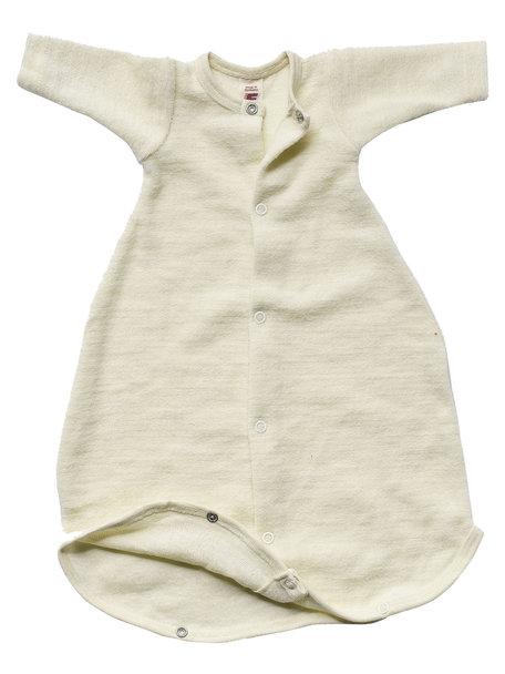Engel Natur Newborn Sleeping Bag Terry Wool - Natural