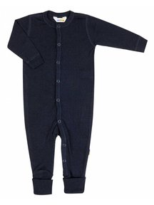 Joha Jumpsuit wool - Dark blue