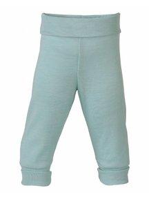 Engel Natur Baby Pants Waistband Wool/Silk - Glacier