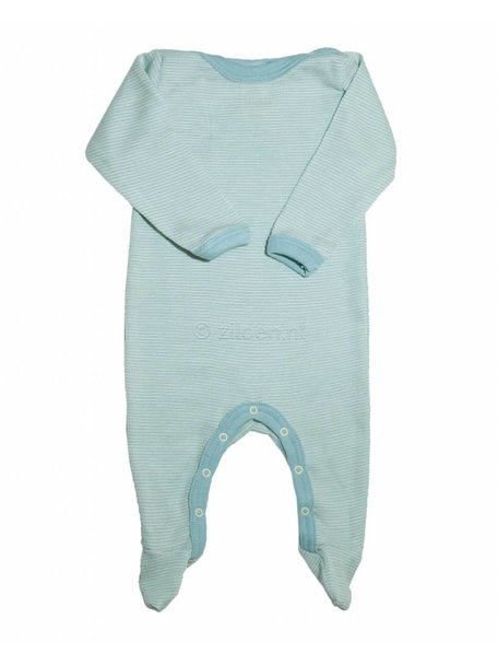 Engel Natur Sleep Overall Wool / Silk - Glacier