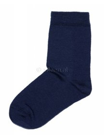 Grödo Woolen ladies' and men's socks - dark blue