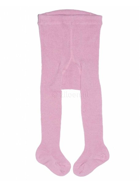 Grödo Thick Baby Tights Wool - Pink