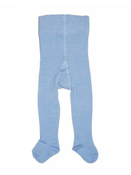 Grödo Tights Wool/Cotton - Light Blue