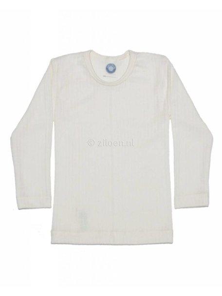 Cosilana Kids Longsleeve Wool/Silk/Cotton - Natural