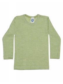 Cosilana Kids Longsleeve Wool/Silk/Cotton - Green