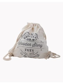 Wooden Story Canvas bag