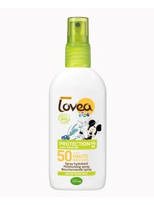Lovea Bio Moisturizing Protectio Spray Kids 100ml SPF 50