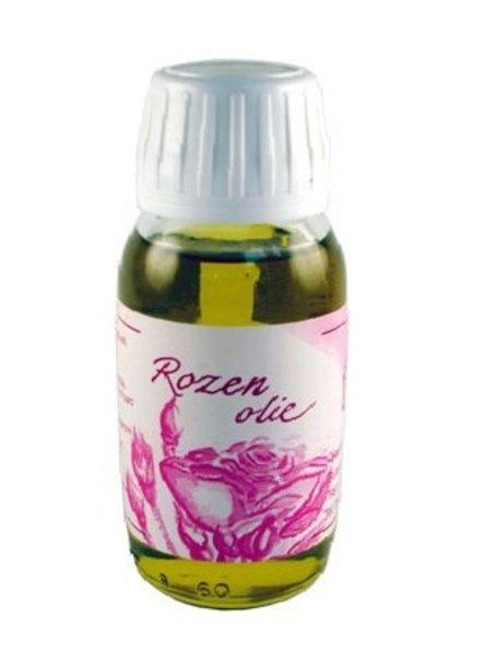 Het Blauwe Huis Organic Rose Oil 60ml