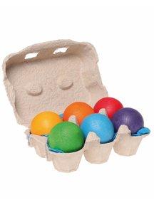 Grimm's Wooden Rainbow Balls