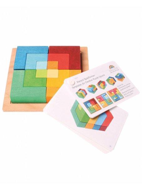 Grimm's Creative Wooden Puzzle