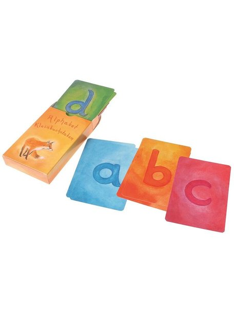 Grimm's Cards with Letters - Supplementary Set