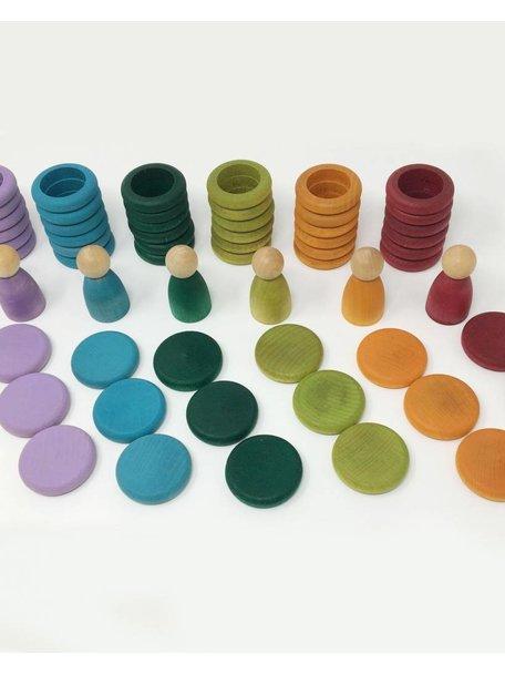 Grapat Nins® Rings & Coins