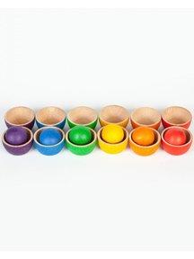 Grapat 12 Bowls & 6 Balls