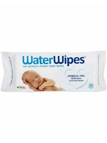 WaterWipes Baby Wipes (60 pieces)