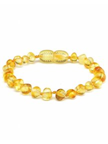 Amber Amber Kids Bracelet 16,5 cm - Honey