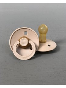 Bibs Pacifier Natural Rubber - Beige