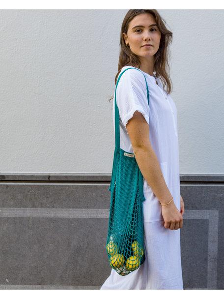 Bo Weevil Net Bag with Long Handles - breeze