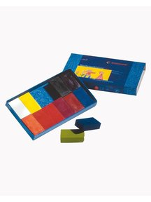 Stockmar Beeswax Drawing Cubes 12 pieces
