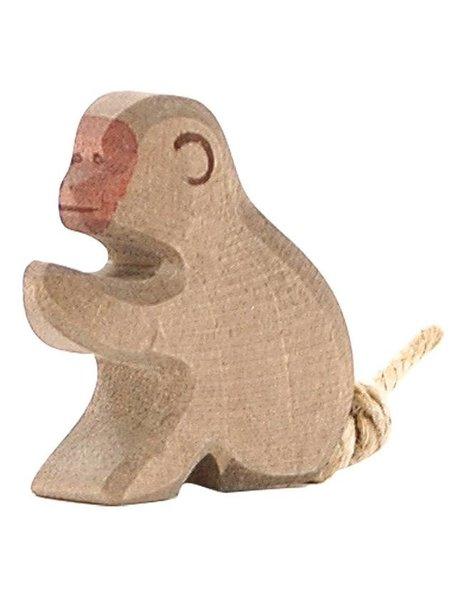 Ostheimer Baboon Sitting