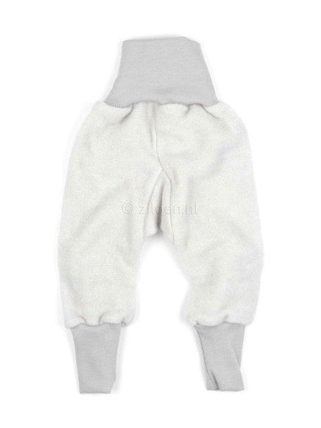 Cosilana Baby Pants Wool Fleece - Grey
