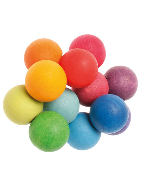 Grimm's Beads Grasper - Rainbow