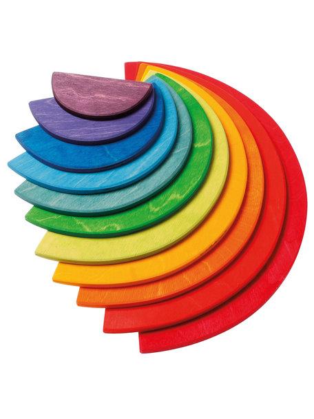 Grimm's Semi Circles - Rainbow