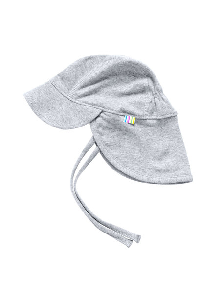 Joha Sun Cap - Light gray melange