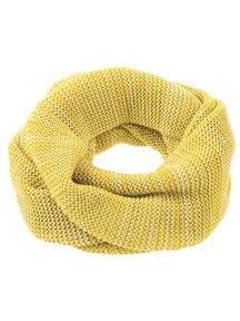 Disana Adult Loop Scarf Organic Merino Wool - Curry