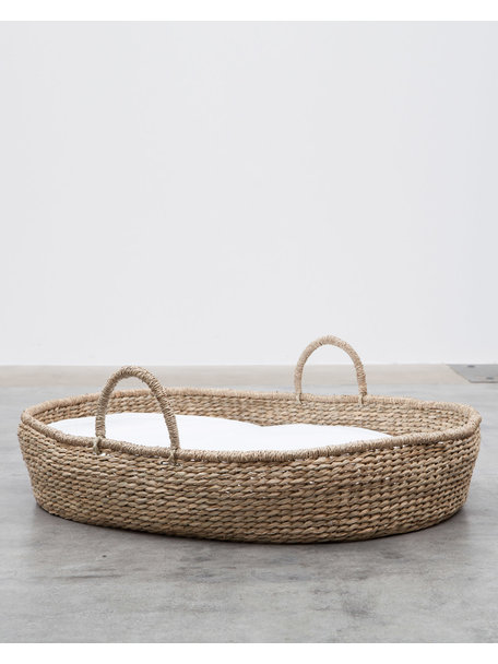 Bermbach Rotan Changing Basket Frida