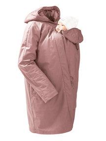 Mamalila Short Coat For Babywearing- vintage pink