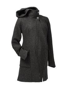 Mamalila Hooded Babywearing Coat - anthracite