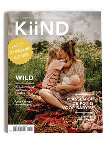 Kiind Magazine Kiind Magazine zomer 2019: WILD