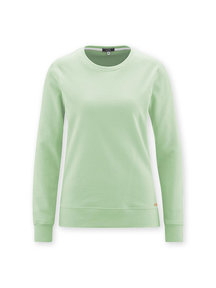 Living Crafts Sweatshirt organic cotton - mint