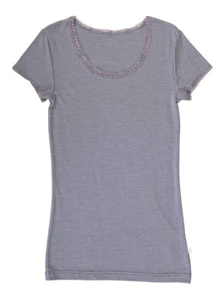 Joha T-Shirt Victoria wool/silk