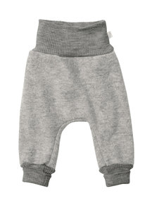 Disana Trousers Boiled Wool - Grey