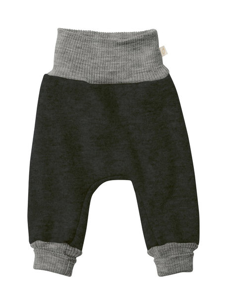 Disana Trousers Boiled Wool - Anthracite