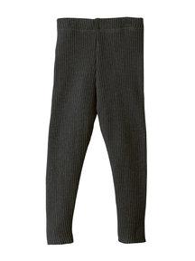 Disana Leggings Organic Wool - Anthracite