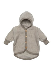 Cosilana Baby Jacket  Wool Fleece  - Beige