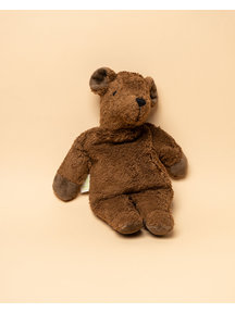 Senger Organic Brown Bear Heating Cuddle