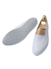 Mykts Eurythmy Shoes - White