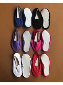 Mykts Eurythmy Shoes - Pink