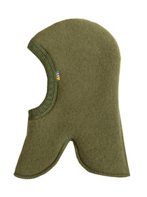 Joha Wool Fleece Balaclava - olive (Limited Edition)