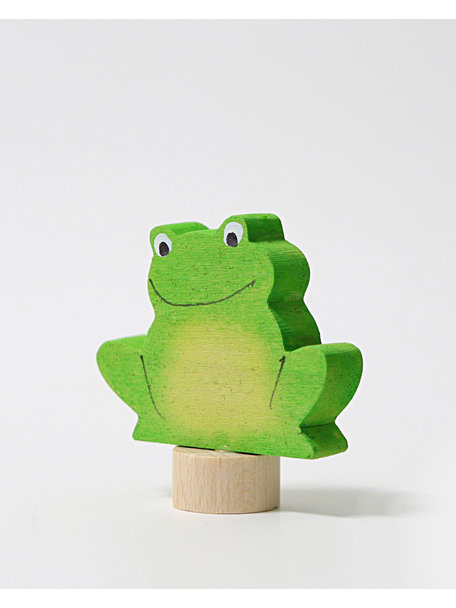 Grimm's Decorative Figure - Frog