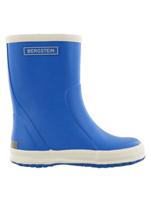 Bergstein Rainboots natural rubber - cobalt