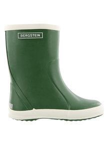 Bergstein Rainboots natural rubber - forest