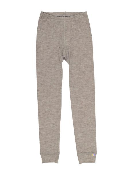 Joha Leggings from wool - sesame