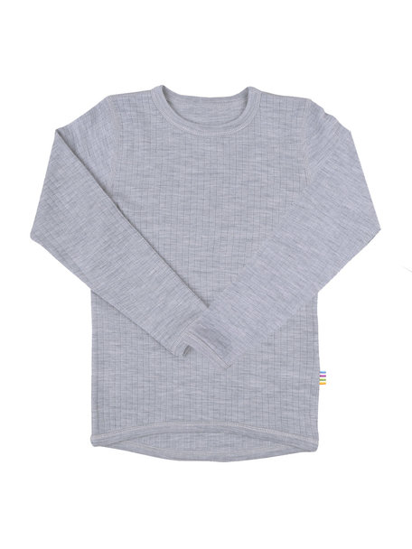 Joha Kids longsleeve wool - Grey