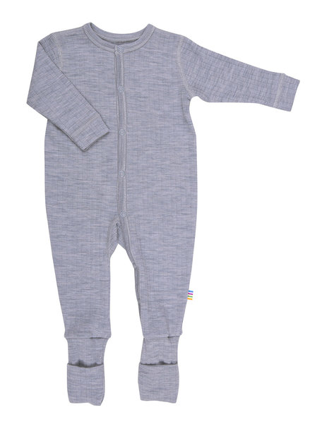 Joha Woolen Jumpsuit - Grey